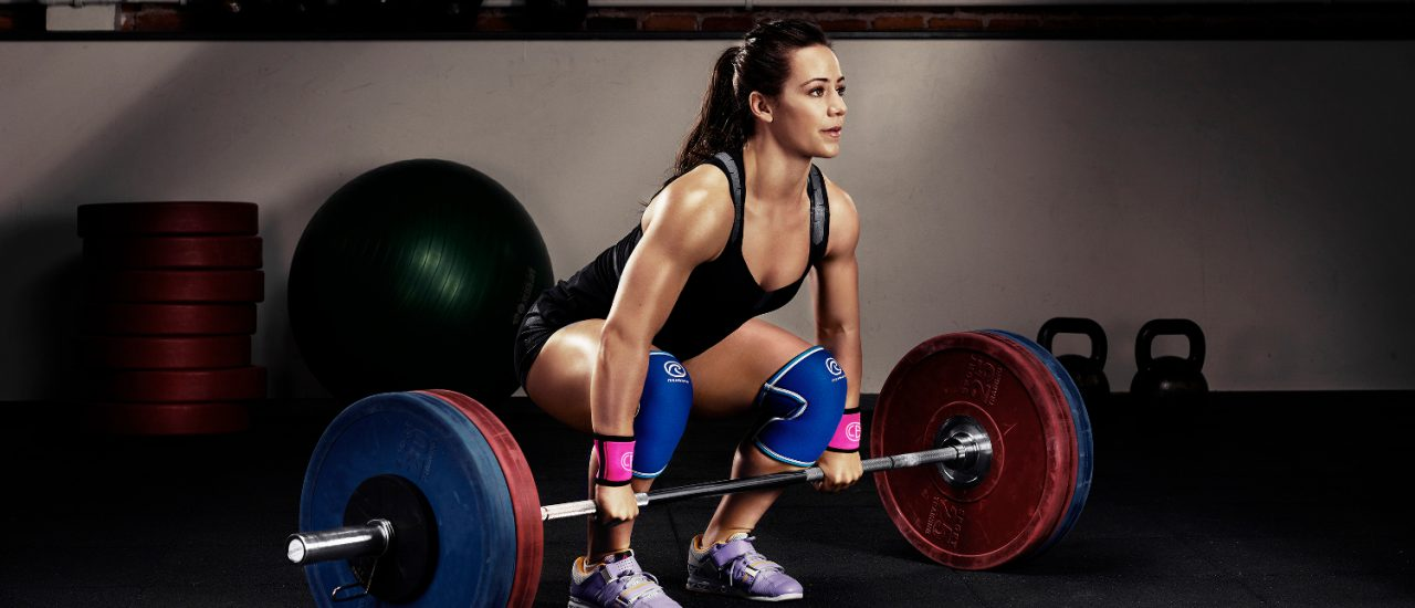 Camille Leblanc-Bazinet on Reaching Her Full Potential with Rehband Knee Sleeves (exclusive video)