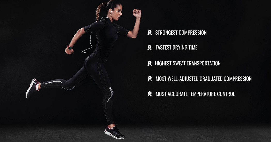 WHY REAL COMPRESSION BENEFITS YOUR WORKOUT
